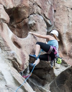Climbing - City of Rocks - May 2013